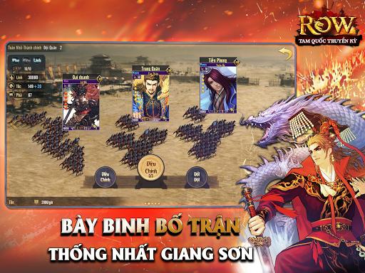 Row Tam Quốc Chí Truyền Kỳ VNG  screenshots 2