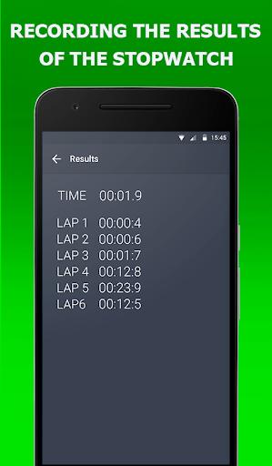 Stopwatch Timer Original 2.1 Screenshots 4