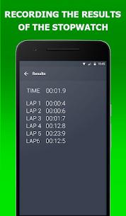 Stopwatch Timer Original 4
