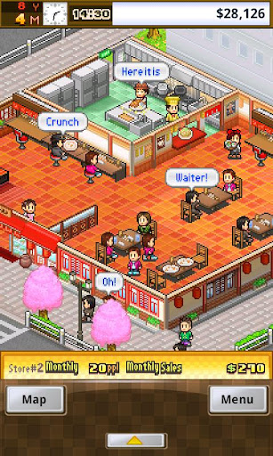 Cafeteria Nipponica modavailable screenshots 2