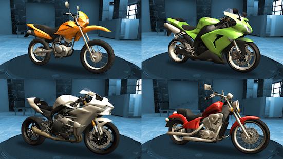 Racing Fever: Moto v1.81.0 Screenshots 9
