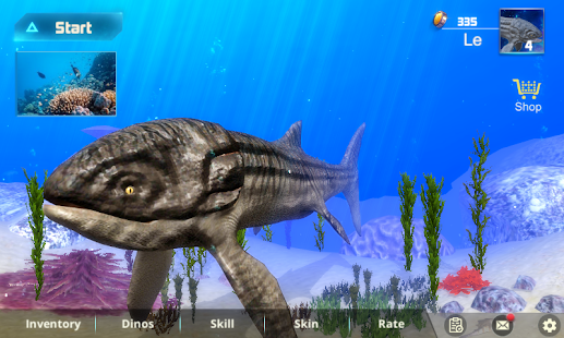 Leedsichthys Simulator 1.0.5 screenshots 1