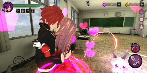 Anime High School Zombie Simulator screenshots 1