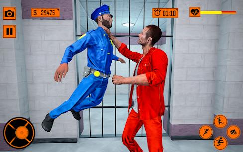 Grand Jail Break Prison Escape:New Prisoner Games 3