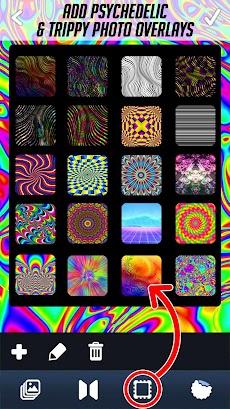 Trippy Effects - サイケデリック カメラのおすすめ画像3