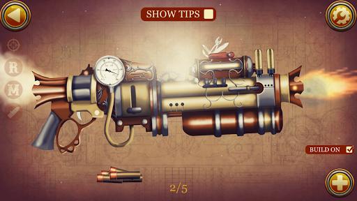 Steampunk Weapons Simulator - Steampunk Guns  screenshots 9