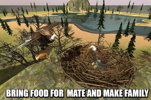 Furious Eagle Family Simulator apkpoly screenshots 9