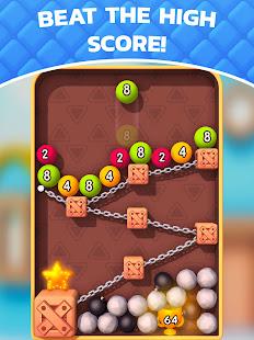 Bubble Buster 2048 - Screenshot 2