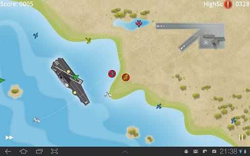Air Control HD android2mod screenshots 1