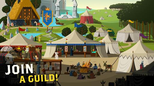 Questland: Turn Based RPG  screenshots 8