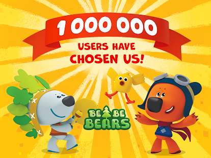 Bebebears: Stories and Learning games for kids 1.3.2 Screenshots 11