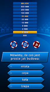 Milionerzy Quiz screenshots 10