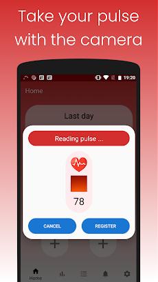 Pulse Detector - 心拍数を確認してくださいのおすすめ画像2