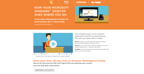 Amazon WorkSpaces Free Trial 3