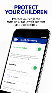 F-Secure Mobile Security Apk 5