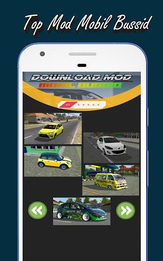 Download Mod Mobil Bussid 1.1 Screenshots 4