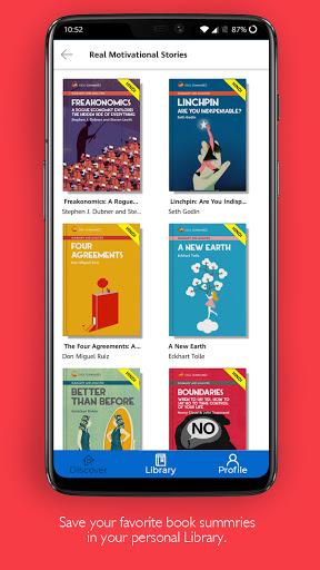 FREE Hindi AudioBook Story Summaries MADE IN INDIA android2mod screenshots 3