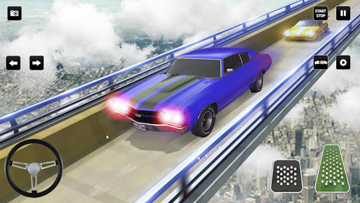 Ramp Cars stunt racing 2020: 3D Mega stunts Games  screenshots 12