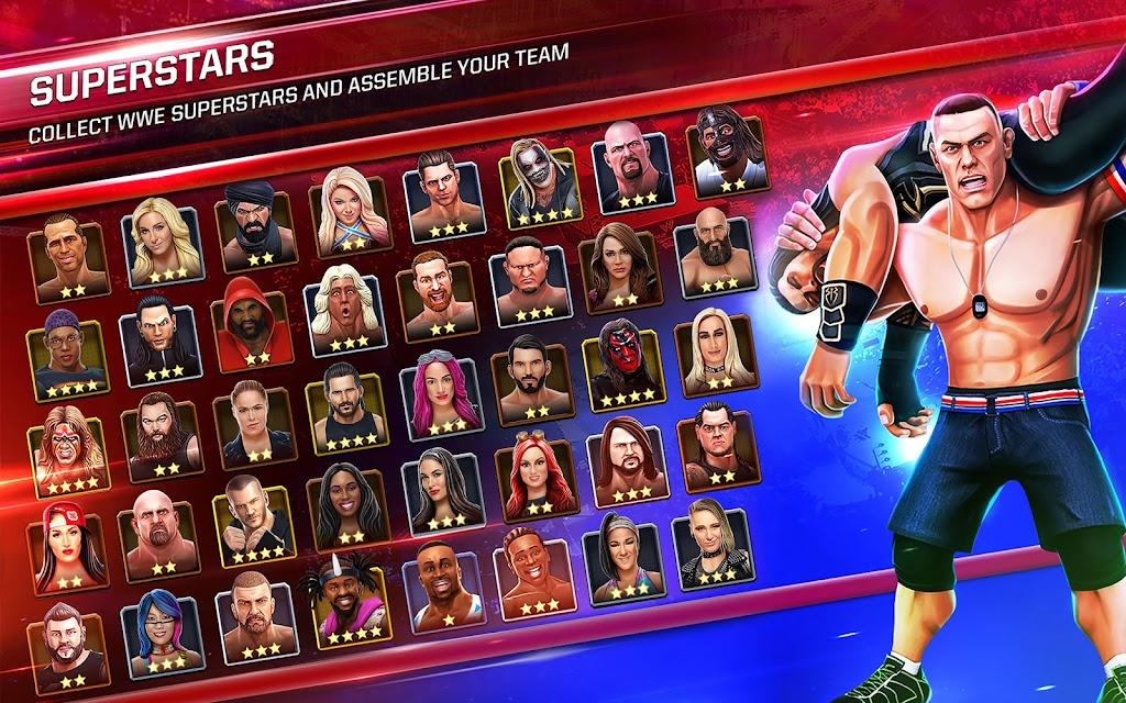 WWE Mayhem poster 11