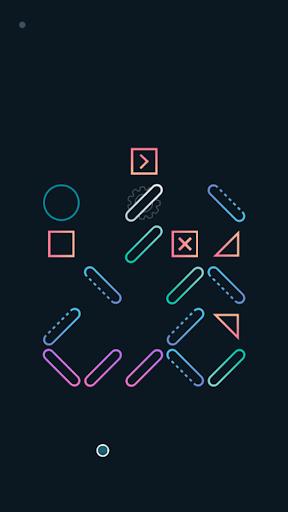 Glidey - Minimal puzzle game 1.0 screenshots 3