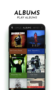 PowerAudio Pro Music Player Mod Apk (Full/Paid) 5