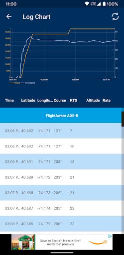 FlightAware Flight Tracker 5.6.6 Screenshots 4