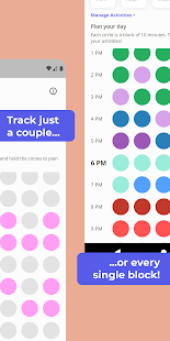 blocos - habits, activities and time tracker