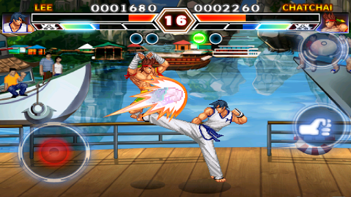 Kung Fu Do Fighting modiapk screenshots 1