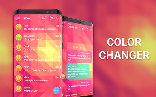 New messenger color changer apktram screenshots 1