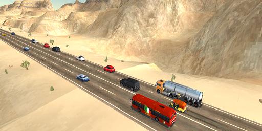 Tuk Tuk Rickshaw:  Auto Traffic Racing Simulator screenshots 8