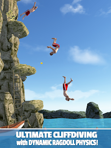 Download Flip Diving MOD APK [Unlimited Money/Coins/Shopping] 8