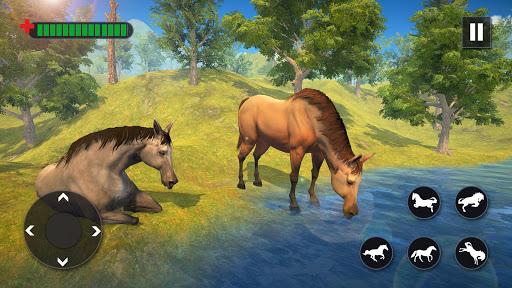 Wild Horse Family Simulator : Horse Games  screenshots 10
