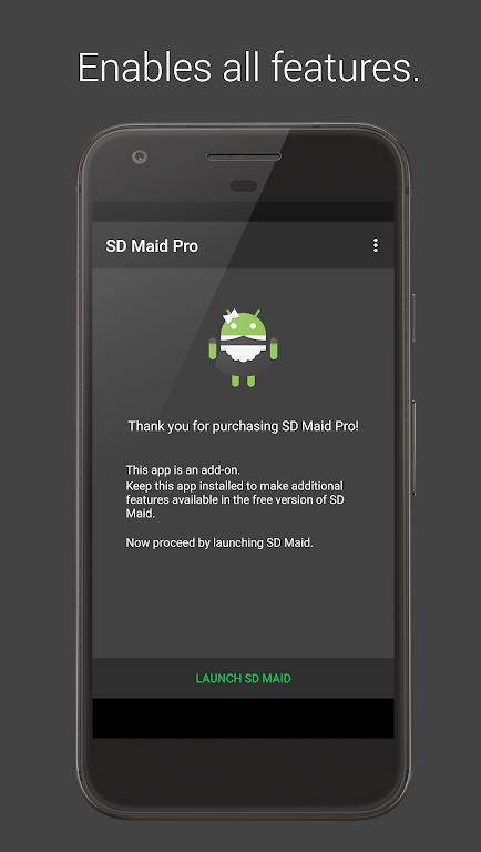 SD Maid Pro - Unlocker poster 0