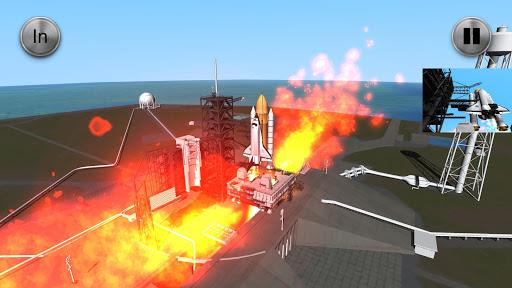 Space Shuttle - Flight Simulator 0.2 screenshots 1