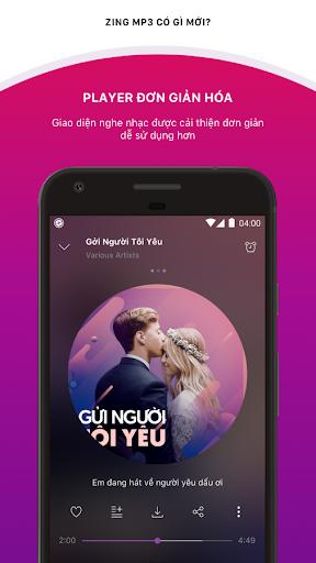 Zing MP3 screenshots 2