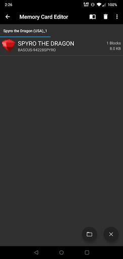 DuckStation android2mod screenshots 6