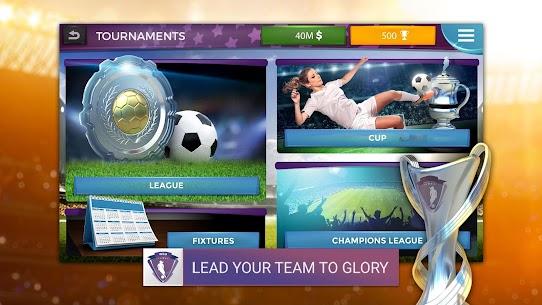 Women's Soccer Manager (WSM) – Football Management 4