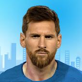 icono Messi Runner Gira Mundial