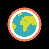 icono Ecosia: verde y privado