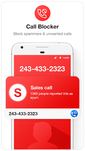 Caller ID  & Call Blocker Free 1.8.8 Screenshots 2