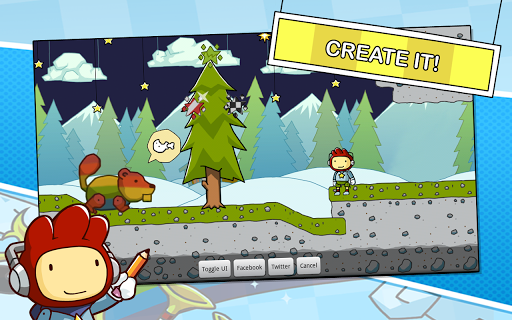 Scribblenauts Remix  screenshots 15