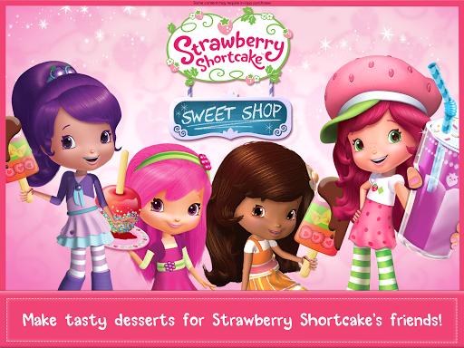 Strawberry Shortcake Sweet Shop 1.11 Screenshots 11