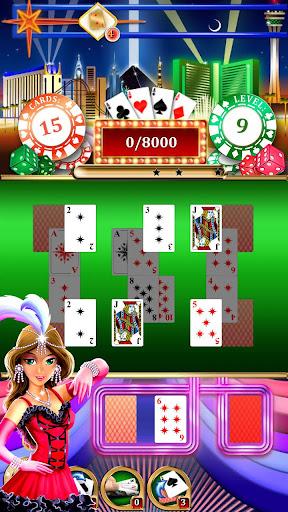 my vegas solitaire cards screenshot 2
