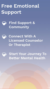 7 Cups: Online Therapy for Mental Health & Anxiety
