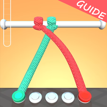 Screenshot 1 de Guide for Tangle Master 3D Tips para android