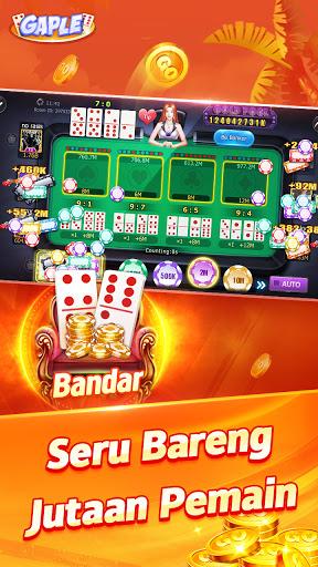 POP Gaple - Domino gaple Ceme BandarQQ Solt oline 1.14.0 screenshots 16