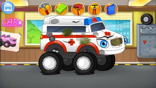 Repair machines - monster trucks 1.1.2 screenshots 1