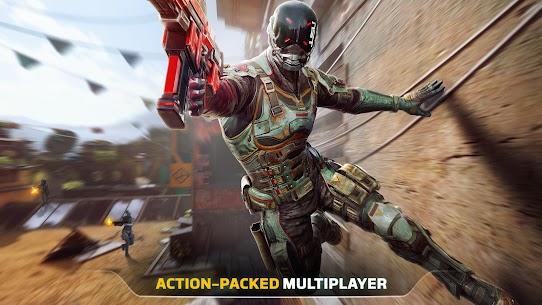 Modern Combat Versus: FPS game MOD APK 1.17.32 (Wall Hack) 1