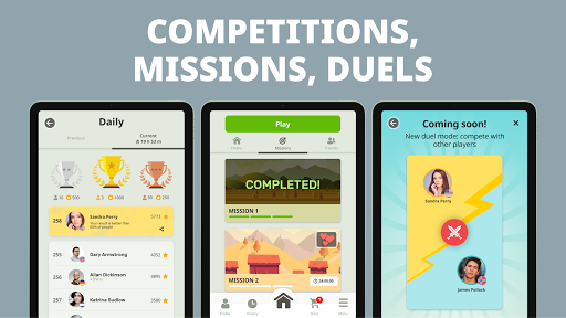 Free Trivia Game. Questions & Answers. QuizzLand.  Screenshots 14