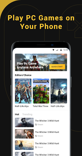 Netboom - Freely Play PC Games on your Phone 1.2.7.0 screenshots 2
